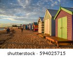 melbourne  australia   july 18  ... | Shutterstock . vector #594025715