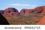 Small photo of Kata Tjuta iconic national park aboriginal heritage land rock formations