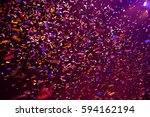 Confetti Fired On Air During A...