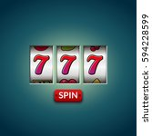 Lucky Seven 777 Slot Machine....
