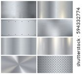 Metal Surface Finishing Textur...