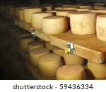 Making Cheese At The Farm On...