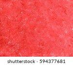 bright red heavy texture...   Shutterstock . vector #594377681