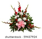 Colorful Flower Arrangement In...
