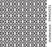 geometric squares seamless...   Shutterstock .eps vector #594414251