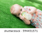 Child  Cute Blue Eyed Baby Of...
