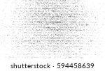 grunge overlay texture. vector... | Shutterstock .eps vector #594458639