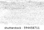 grunge overlay texture. vector... | Shutterstock .eps vector #594458711