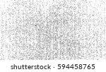 grunge overlay texture. vector... | Shutterstock .eps vector #594458765