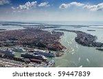 italy  veneto  aerial view of... | Shutterstock . vector #59447839