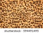 Fabric Pattern Leopard Pattern...