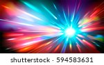 abstract background with... | Shutterstock .eps vector #594583631