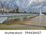 sundial bridge   Shutterstock . vector #594636437