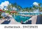 nha trang  vietnam   jan 10 ... | Shutterstock . vector #594739655
