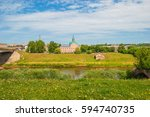 The Dnieper Bank In The Ancien...