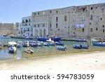 italy   puglia   monopoli | Shutterstock . vector #594783059