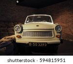 turin  italy   circa january... | Shutterstock . vector #594815951