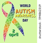 world autism awareness day...