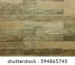 vintage retro wood wall texture ... | Shutterstock . vector #594865745