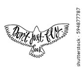Don\'t Just Fly. Soar....