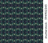 seamless abstract pattern for... | Shutterstock .eps vector #594902345