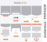 mobile screen app ui kut