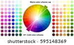 color palette  color schemes
