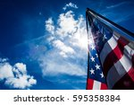 United States Of America Flag...