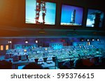 orlando  usa   august 2  2012 ... | Shutterstock . vector #595376615