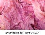 Pink Chiffon Background.