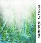 beautiful watercolor background ... | Shutterstock . vector #59540233