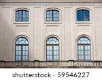 facade of old building   Shutterstock . vector #59546227
