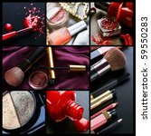Professional Make Up Collage