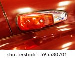 details of the car  note... | Shutterstock . vector #595530701