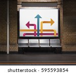 illustration of opportunities... | Shutterstock . vector #595593854