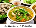 Northeas Spicy Thai Soup