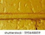 brick wall detail | Shutterstock . vector #595648859