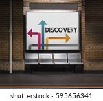 illustration of opportunities... | Shutterstock . vector #595656341