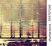 Grunge Background With Delicat...