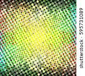 grunge paint splatter... | Shutterstock . vector #595731089
