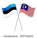 Estonian And Malaysian Crossed...