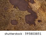 decorative leather texture | Shutterstock . vector #595803851