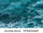 abstract   aerial photograph of ... | Shutterstock . vector #595833689