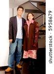 couple of entrepreneurs... | Shutterstock . vector #5958679