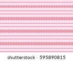 colorful vector design pattern  | Shutterstock .eps vector #595890815