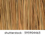 Dry Grass Roof Texture...