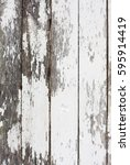 Old Wood Stripped Paint Textur...