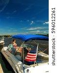 Lake Hopatcong  Nj  Usa August...