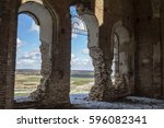 Inside The Old Ruined Church I...
