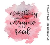 quote everything you can...   Shutterstock .eps vector #596189411